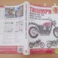 指定トルク#2 Triumph Bonneville T120